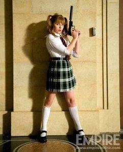 Hit Girl Kick-Ass Movie