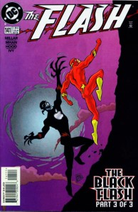 Flash es tan bueno que puede escapar a la Muerte, incluso de la muerte Flash.