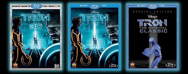 El lanzamiento del 5 de abril incluye tanto la versión 3D como la reedición de la película original de 1982 y el soundtrack remezclado.